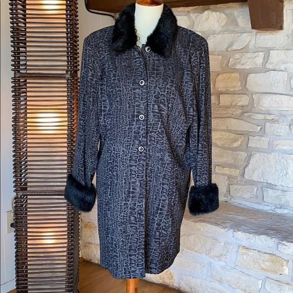 Nancy Bolen Coat
